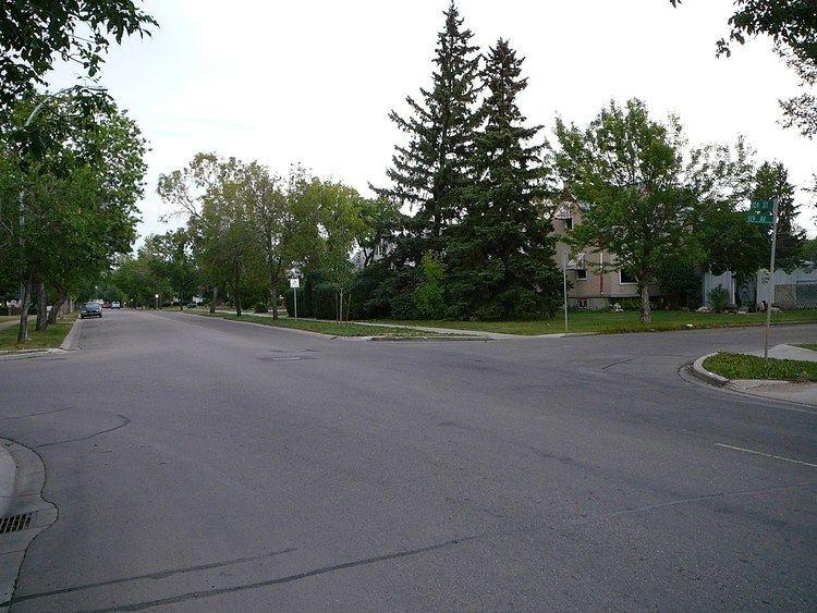 124 Street, Edmonton