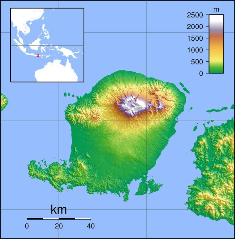 1257 Samalas eruption