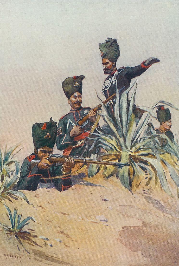 125th Napier's Rifles