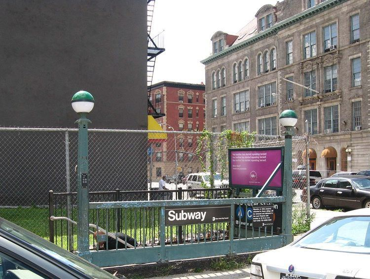 125th Street (IND Eighth Avenue Line)