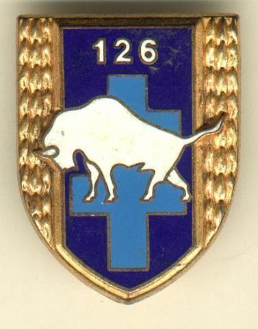 126th Infantry Regiment (France)