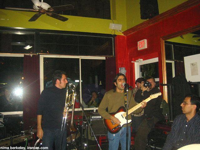 127 (band) iraniancom Nima Berkeley 127 Band in Boston
