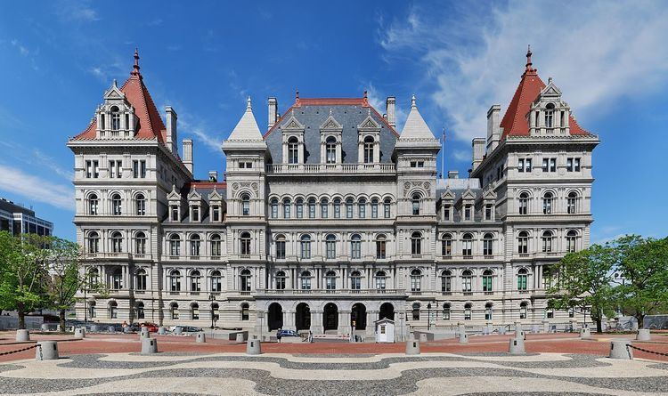127th New York State Legislature