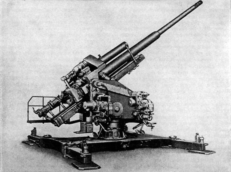 12.8 cm FlaK 40