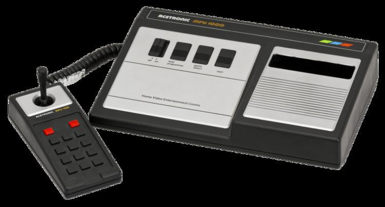 1292 Advanced Programmable Video System