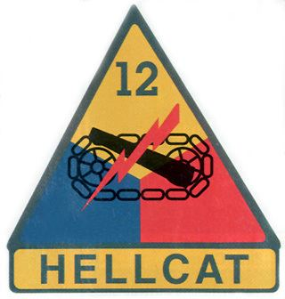 12th Armored Division (United States) 12th Armored Division