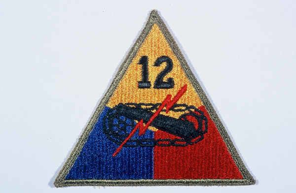 12th Armored Division (United States) The 12th Armored Division