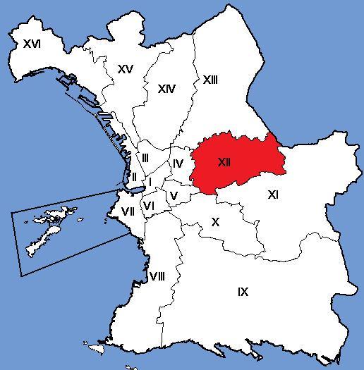 12th arrondissement of Marseille