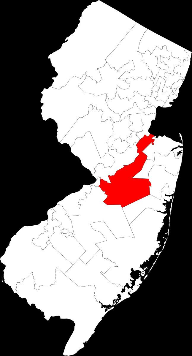 12th Legislative District (New Jersey)