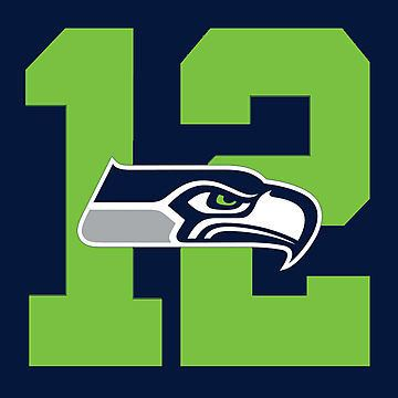 12th man (football) Seahawks 12th Man Clipart Clipart Kid