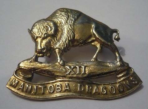 12th Manitoba Dragoons