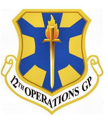 12th Operations Group