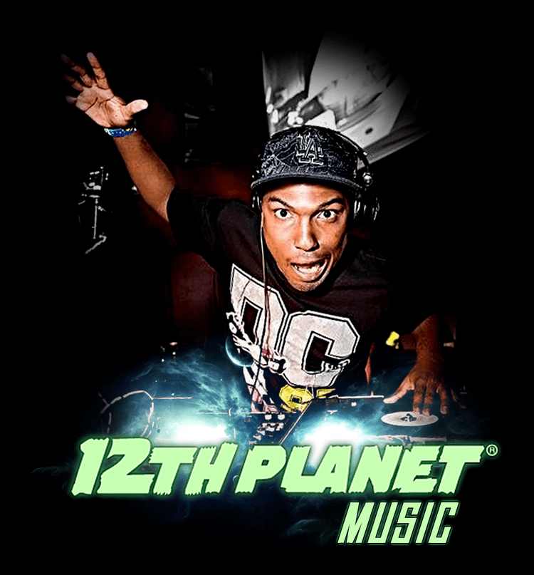 12th Planet (musician) 12TH PLANET The Drop