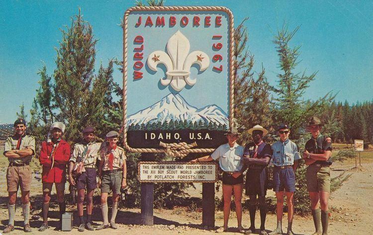 12th World Scout Jamboree