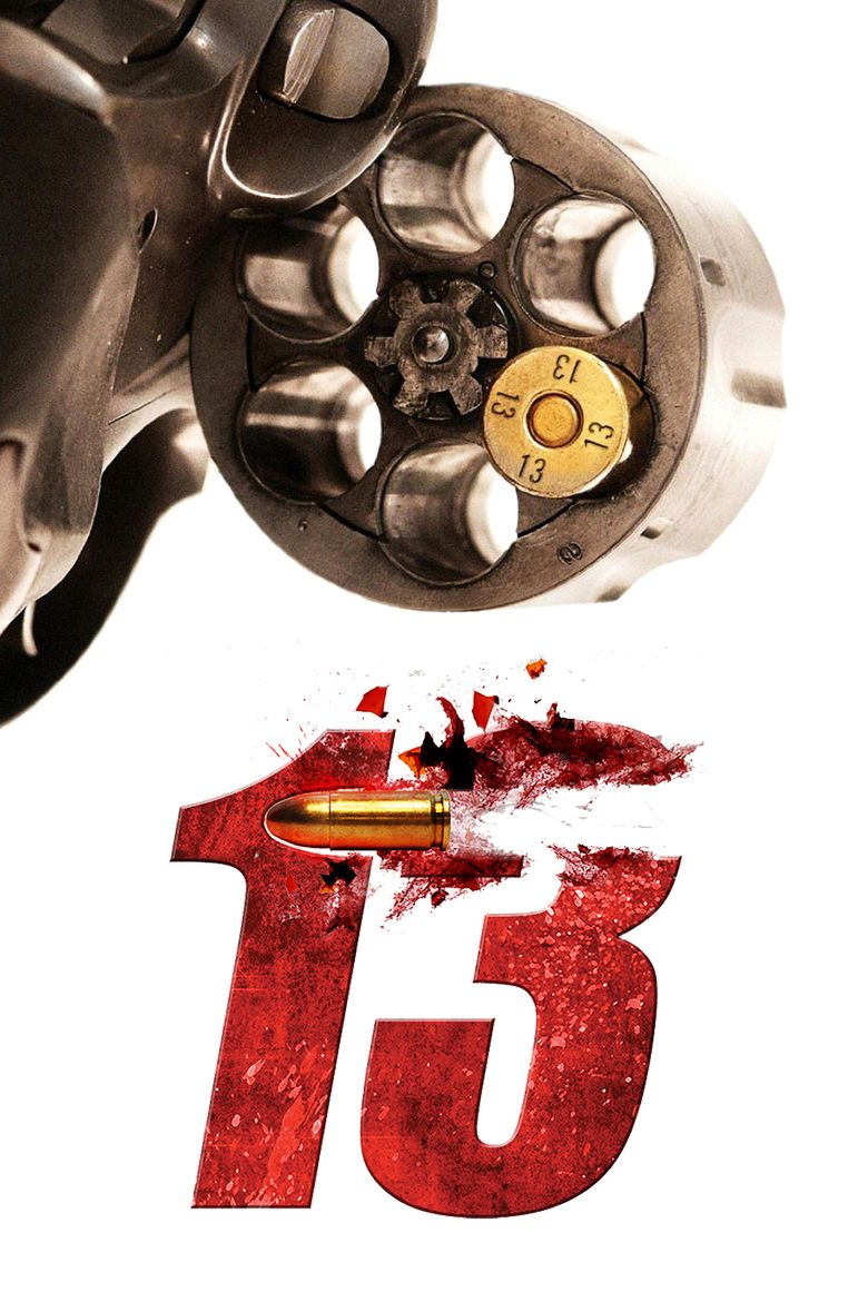 13 (2010 film) movie poster