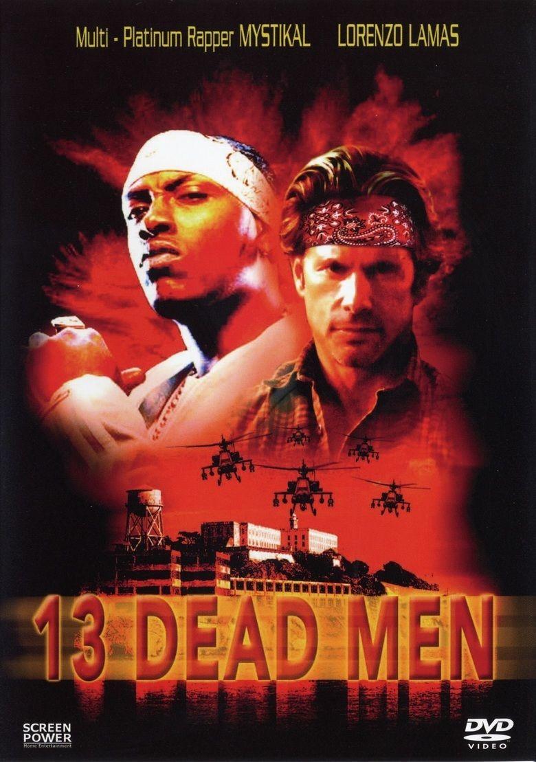 13 Dead Men movie poster