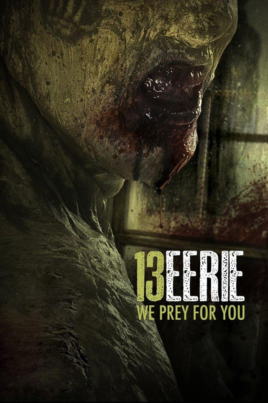 13 Eerie movie poster