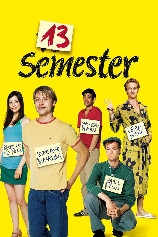 13 Semester movie poster