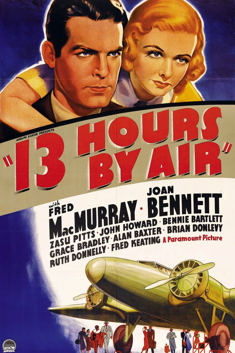 13 Hours by Air wwwgstaticcomtvthumbmovieposters44636p44636
