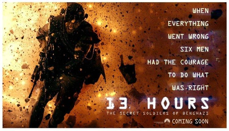 13 Hours: The Secret Soldiers of Benghazi 13 HOURS THE SECRET SOLDIERS OF BENGHAZI Trailer Indonesia