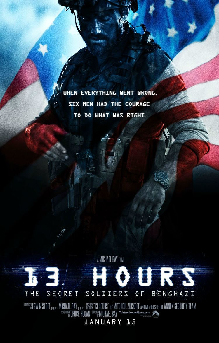 13 Hours: The Secret Soldiers of Benghazi 13 Hours The Secret Soldiers of Benghazi blackfilmcomread