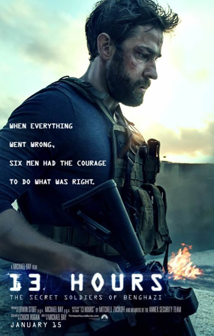 13 Hours: The Secret Soldiers of Benghazi Movies like 13 Hours Movie and TV Recommendations