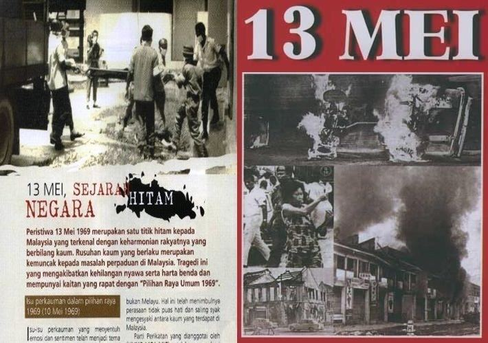 13 May Incident Arun Politic 13 May 1969 The Cry Of Malaysia