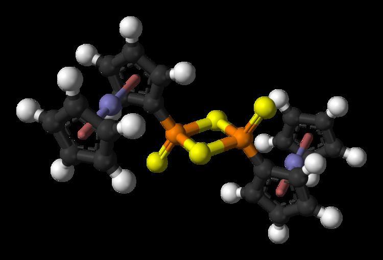 1,3,2,4-Dithiadiphosphetane 2,4-disulfides