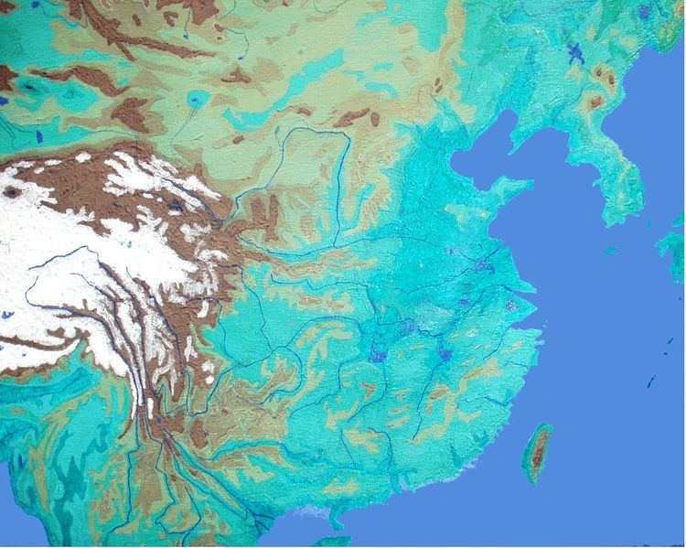 1344 Yellow River flood