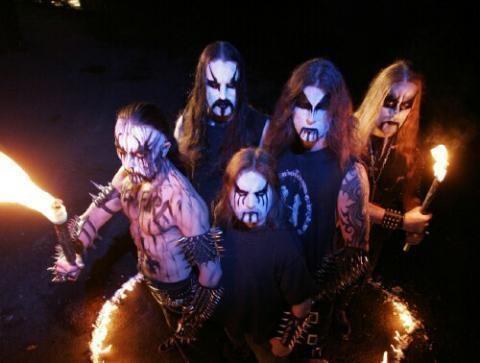 1349 (band) 1349 The historic Black Metal band39s bass player Seidemann talks