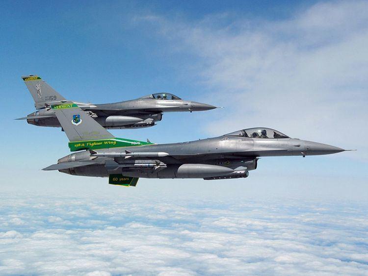 134th Fighter Squadron