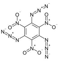 1,3,5-Triazido-2,4,6-trinitrobenzene httpsuploadwikimediaorgwikipediacommonsthu