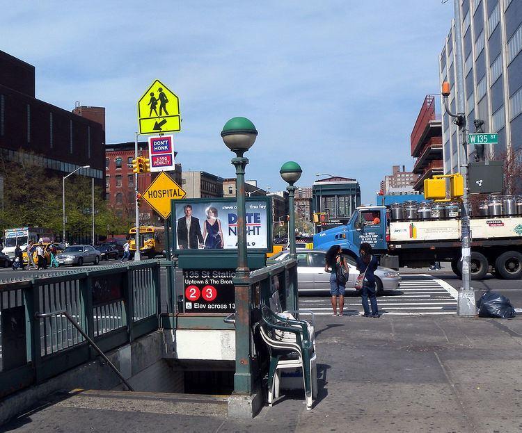 135th Street (IRT Lenox Avenue Line)