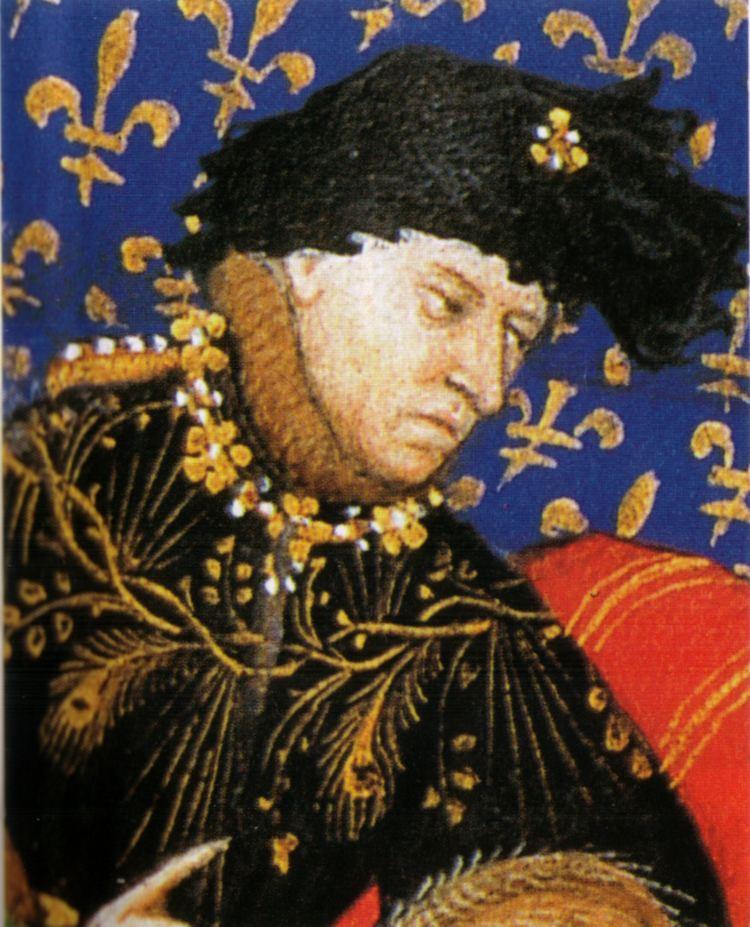 1368 in France
