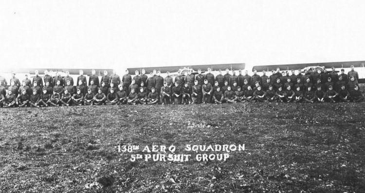 138th Aero Squadron
