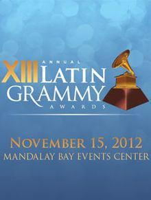13th Annual Latin Grammy Awards httpsuploadwikimediaorgwikipediaenthumbe