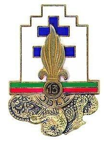 13th Demi-Brigade of Foreign Legion