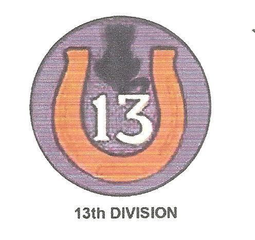 13th Division (United States)