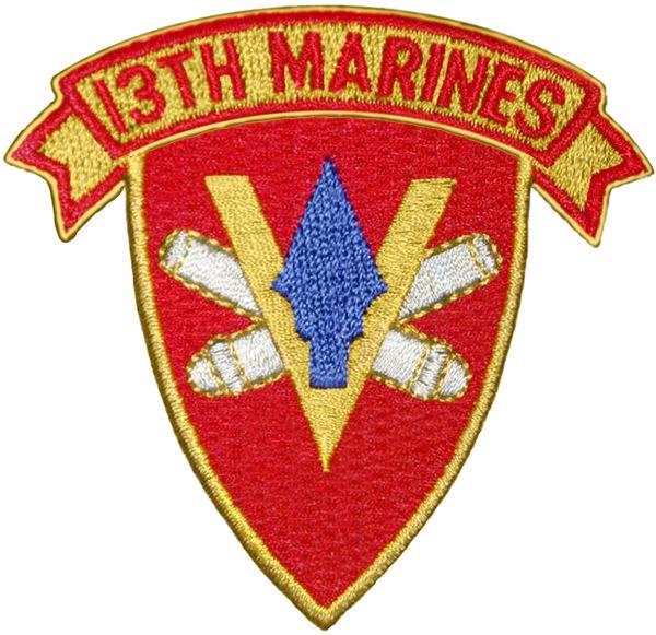 13th Marine Regiment (United States)
