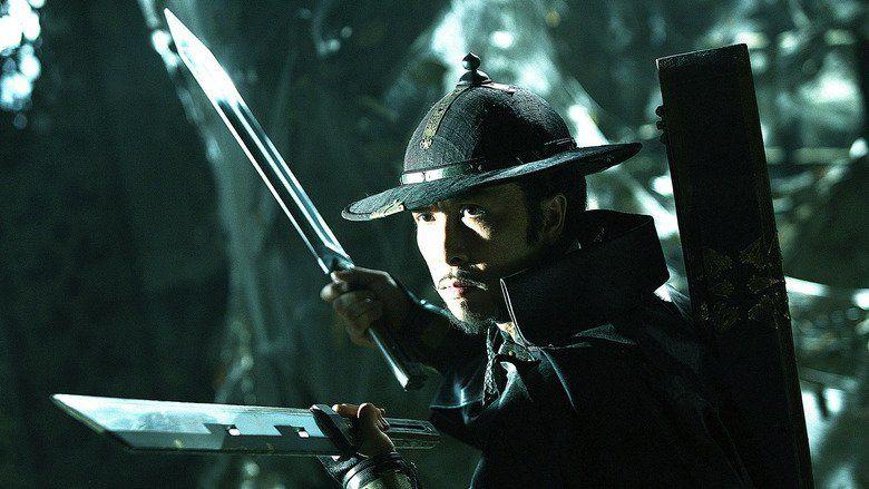 14 Blades movie scenes