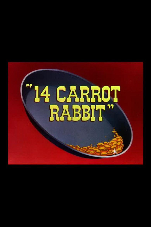 14 Carrot Rabbit movie poster