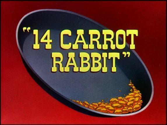 14 Carrot Rabbit Looney Tunes 14 Carrot Rabbit B99TV