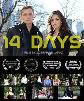 14 Days (2014 film) movie poster