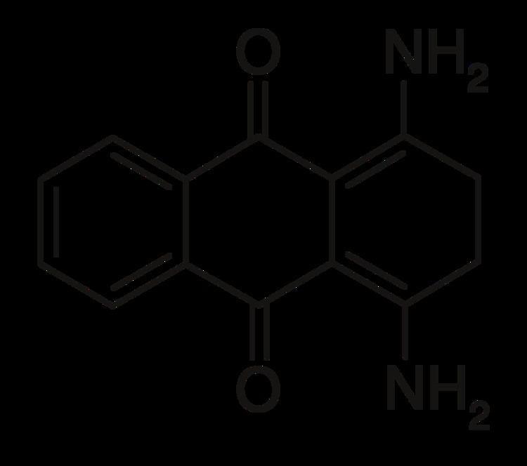 1,4-Diamino-2,3-dihydroanthraquinone