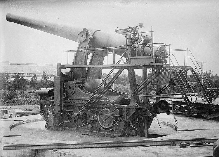 14-inch gun M1907