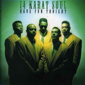 14 Karat Soul 14 Karat Soul Have Fun Tonight CD Album at Discogs