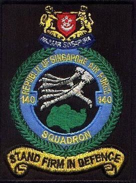 140 Squadron, Republic of Singapore Air Force