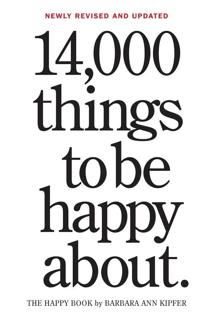 14,000 Things to be Happy About t0gstaticcomimagesqtbnANd9GcTrskCc0eDSyAeheH