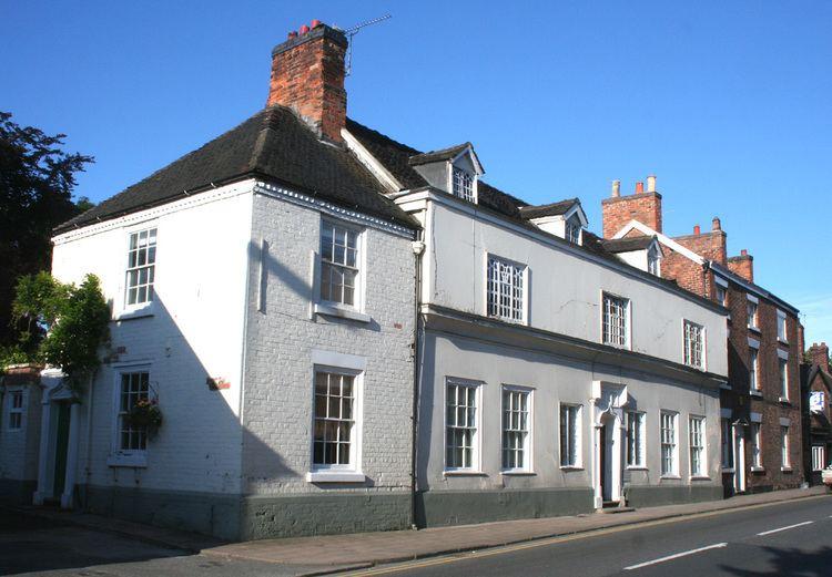140–142 Hospital Street, Nantwich