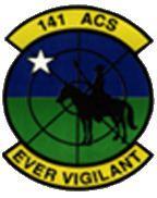 141st Air Control Squadron